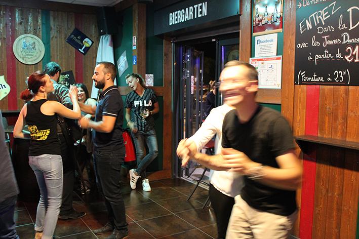 Soirée 3 danses au V&B (SSP et JDA) - 30-08-2018