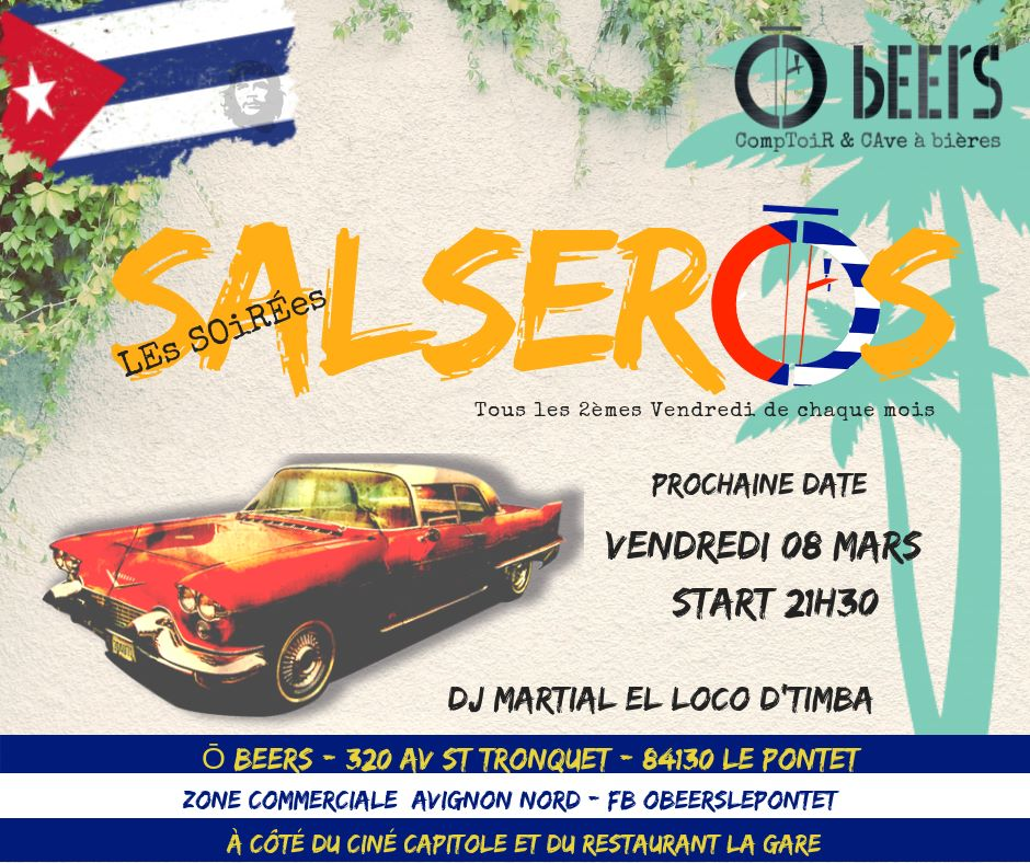 2019 03 08 soiree salsa o beers