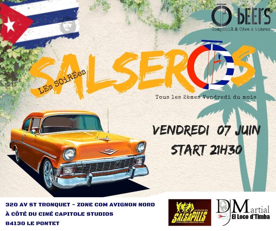 2019 06 07 soiree salsa o beers