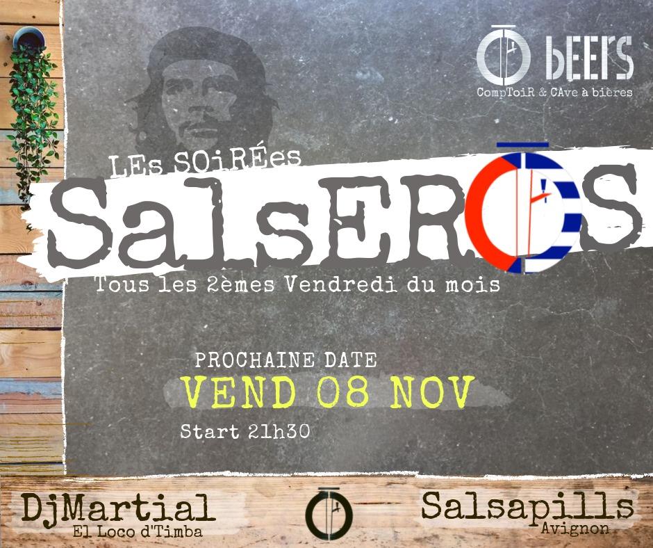 2019 11 08 soiree salsa o beers