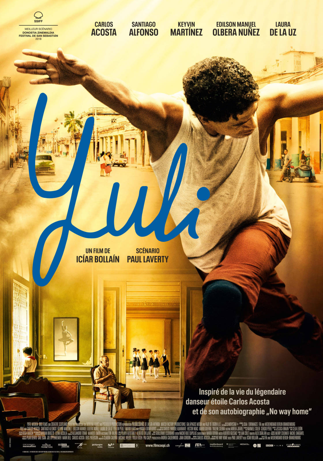 Affiche film yuli