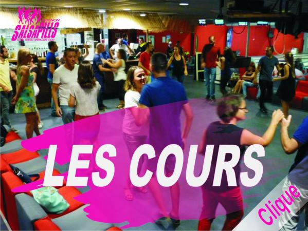 Site accueil cours
